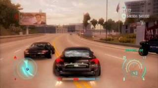 Need for Speed: Undercover - Insane Police Chase