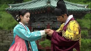 [2010년 사극 레전드] 동이 Dong Yi 숙종의 청혼에 응한 동이