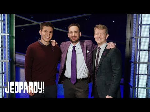 Will Holzhauer Win The Jeopardy Greatest Of All Time