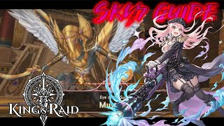 [King's Raid] Trial of Sky guide - Pansirone 3* screenshot 2