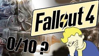 Fallout 4 - провал года