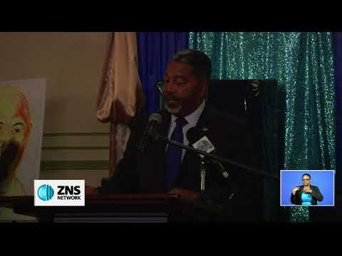 MANAGING DIRECTOR OF BAHAMAS MARITIME AUTHORITY RETIREMENT DINNER