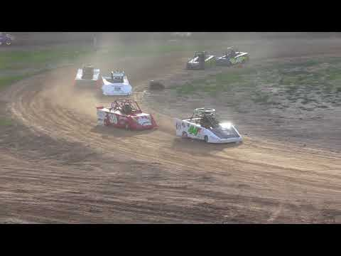 Legendary Hilltop Speedway Mini Wedge Feature 6-15-18