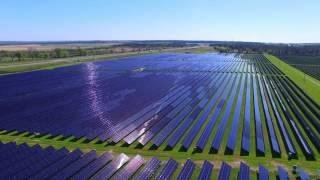 Solar Power Farm in Taylor County Ga.