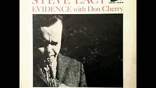 Steve Lacy with Don Cherry Evidence T Monk