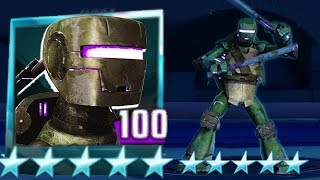 Donnie's inventions from Metalhead to Donatello's robot shell - Teenage Mutant Ninja Turtles Legends