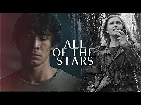 ► All of the stars  Bellamy and Clarke trailer