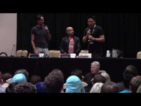 2016 Deep Space Nine Panel