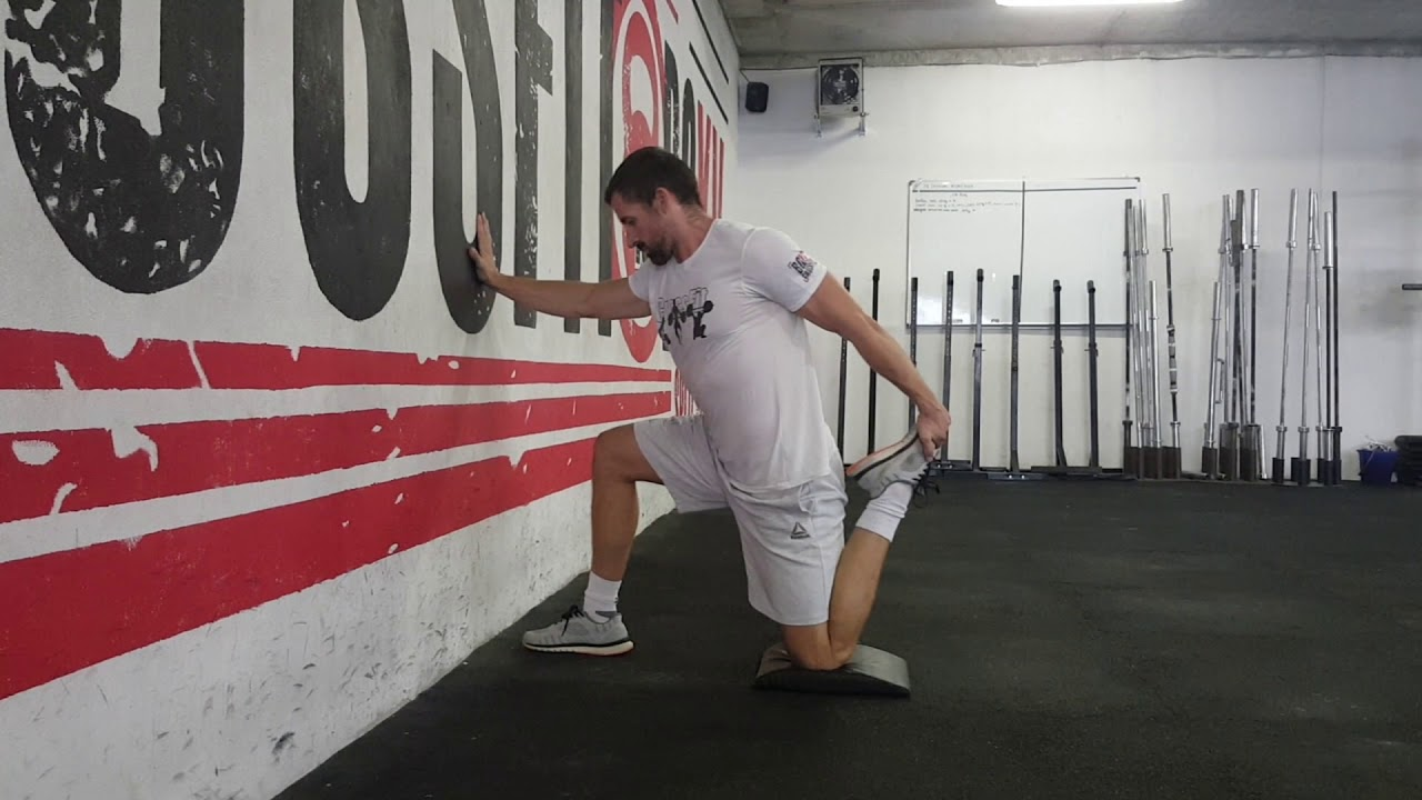 Hip Extension Mobility + Control