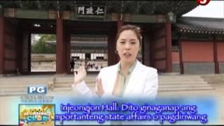 CHANGDEOKGUNG PALACE GRACE LEE SA KOREA