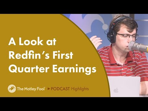 A Look at Redfin's First-Quarter Earnings