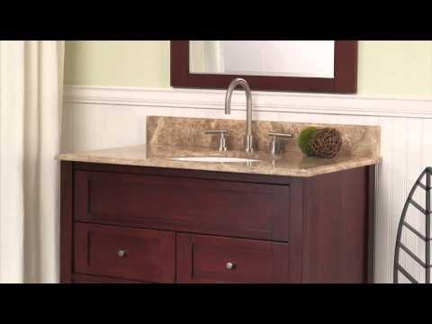 Fairmont Designs Bath - Shaker Collection
