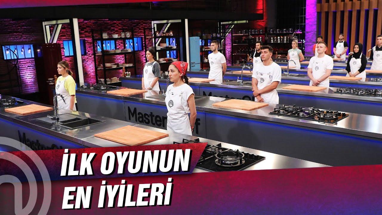 Final Turunda İlk Oyunu Kim Kazandı? | MasterChef Türkiye 26. Bölüm