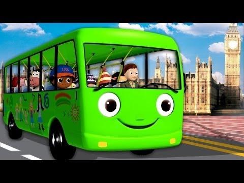 De Wielen Van De Bus - YouTube