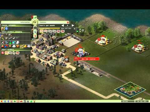 Industry Giant 2 | Medium | Mission 1