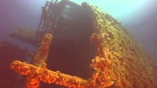 United Caribbean Wreck Dive