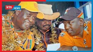 Race for Mt. Kenya region votes intensifies as leaders eye for running mate position | NEWSLINE