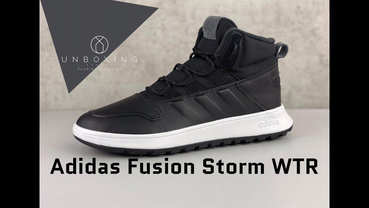 adidas fusion