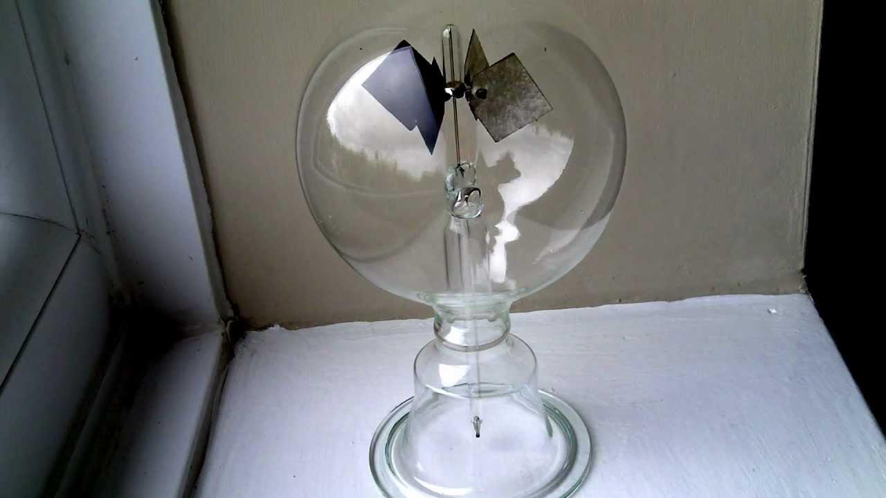 Crookes Radiometer  YouTube