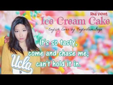 🧁 Red Velvet (레드벨벳) - Ice Cream Cake | English Cover by JANNY