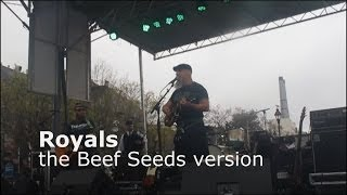 Royals Beef Seeds cover - St Patrick's Day Savannah 2014 - Glorach