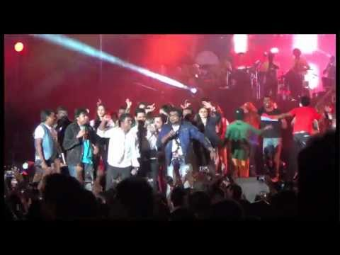 Yuvan VA (Machi Open the Bottle Mankatha) - Yuvan KLIMF 2012