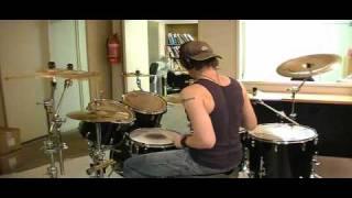 Motley Crue - If I Die Tomorrow (drum cover)