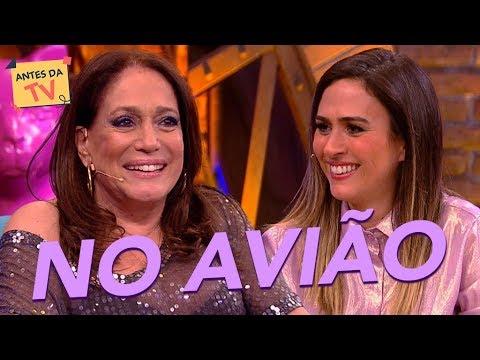 Susana Vieira revela que já fez OUSADIA no avião e vê filmes adultos!   Lady Night   Humor Multishow