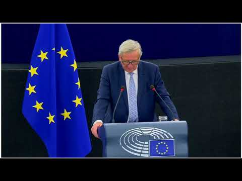 2017 State of the Union Address by President Jean-Claude Juncker at European Parliament, Strasbourg