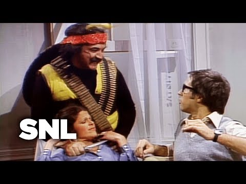 The Killer Bees: Home Invasion  SNL