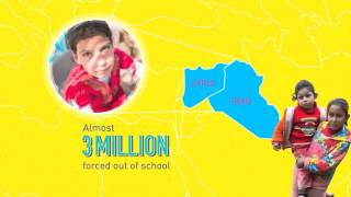 Out-of-School Children in the Middle East & North Africa - Facts and figures