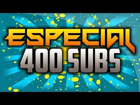 LIve de 400 Subs no canal
