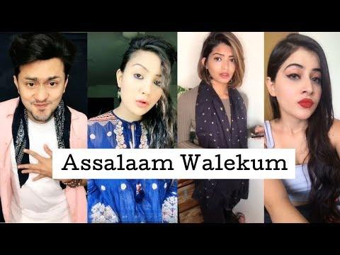 Assalamua Laikum Musically | Disha Madan, Aashika and Awez