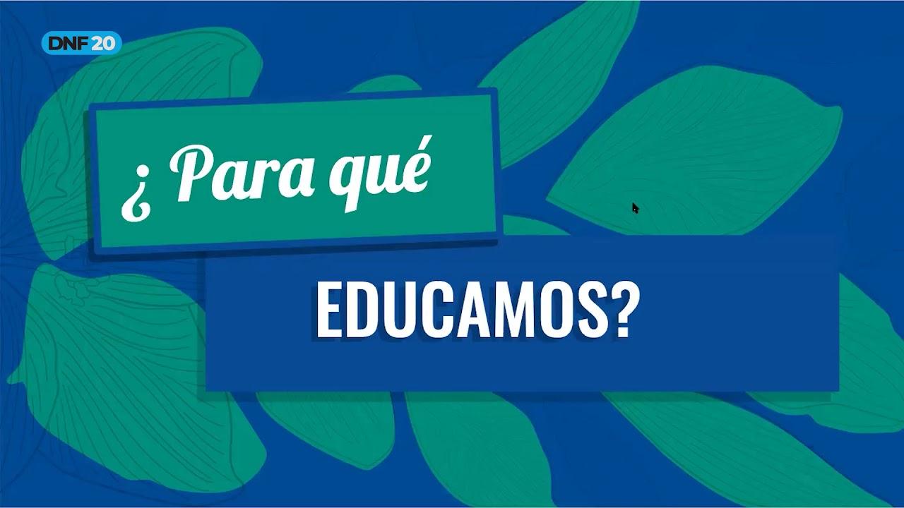 DNF20 | La educación que Latinoamérica necesita | UWC Costa Rica
