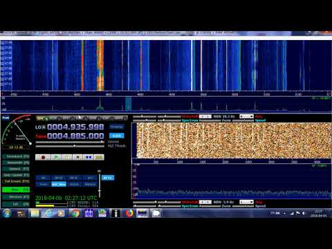 Radio Clube do Para Brazil 4885 Khz Shortwave 60 meters tropical band