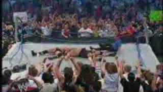 Big Show  Brock Lesnar Superplex