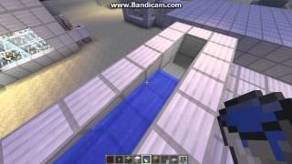 Minecraft Урок - Как се прави душ кабина