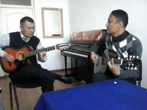 турсынбек 77 гитарист шымбай