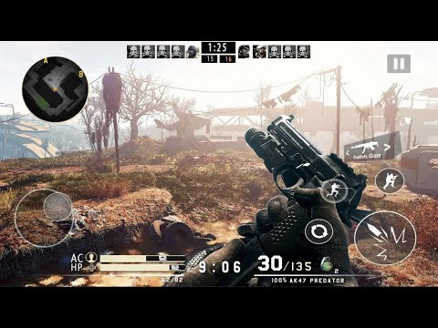 50 Best FPS Games -TPS Games -Action Games In Android 2020