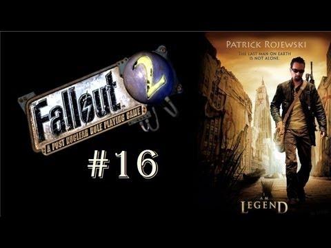 Fallout 2 #16 Broken Hills (2/2) Sekrety i tajne lokacje (Postnuklearnie) HD PL