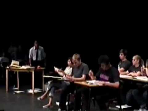 This Is A Test (Spring One-Acts 2008)