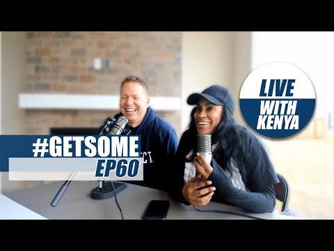 Gary Owen & Kenya Talk Sex, Money, and Family Gatherings | #GetSome Podcast EP60 thumbnail