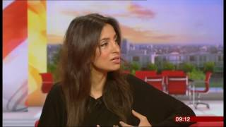 Deeyah Khan talking about her film 'Islam's Non-Believers'