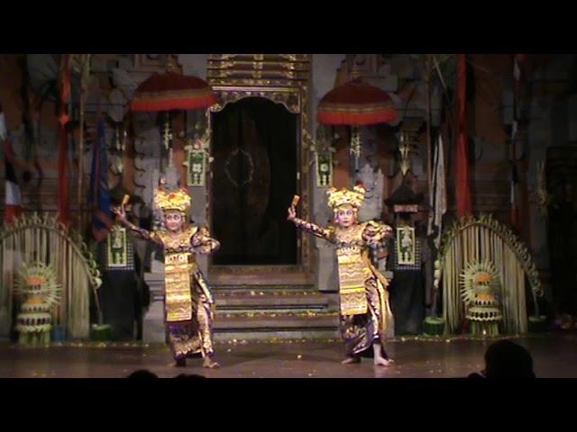 Legong Semarandhana TIRTASARI Balerung Stage Regular Performance 18 Nov 2019