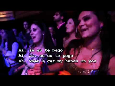 Ai Se Eu Te Pego (Official Video) lyrics with subtitle - Michel Telo