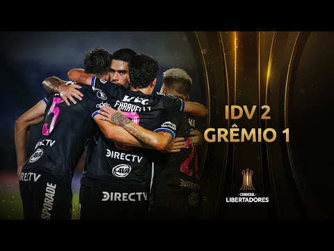 Independiente del Valle Gremio Goals And Highlights