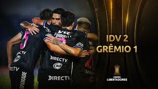Independiente del Valle vs. Grêmio [2-1] | RESUMEN | Fase 3 | IDA | CONMEBOL Libertadores