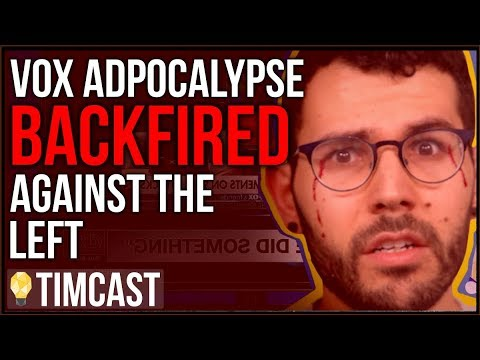 Vox Adpocalypse Call For Censorship BACKFIRED Against The Left thumbnail