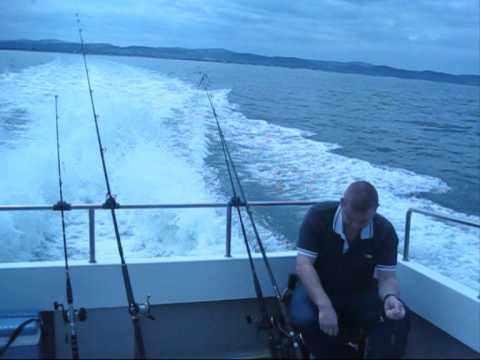 Rhyl Sea Fishing Charter Boat - Suveran - 25th June 2010
