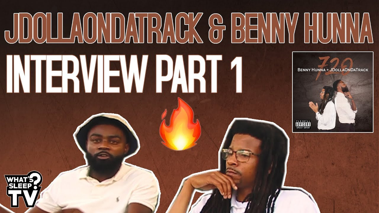 JDollaOnDaTrack & Benny Hunna Talk Why They Moved From Greenwood MS, to Nashville